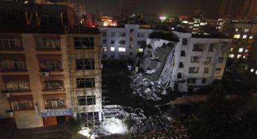 Explosiones en China dejan por lo menos 7 personas muertas