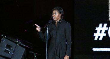 Michelle Obama lanza campaña por la educación #62milliongirls
