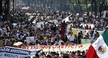 #DiaDeLaIndignación A un año de Ayotzinapa, participa en las manifestaciones que habrá el sábado