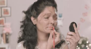Un tutorial de belleza que te hará reflexionar