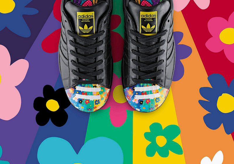 OriginalSuperstar La y colaboración de Pharrell Williams y La Smithe 410602