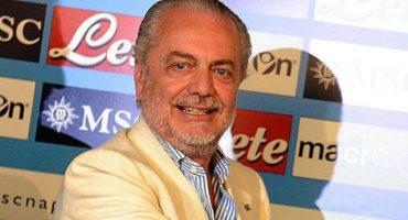 Rescatan a Presidente del Napoli de yate en llamas