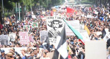 Así se vivió la marcha por el #DiaDeLaIndignación