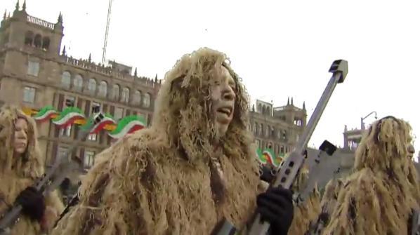 chewbacca desfile