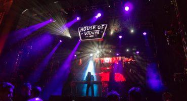 El hip-hop llegó con todo a México en la primera noche de House of Vans
