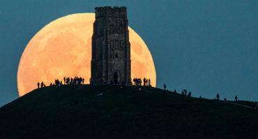 10 imágenes de la Super Luna alrededor del Mundo
