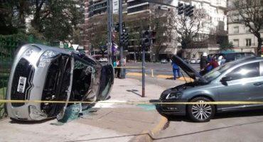 Iván 'El Bam Bam' Zamorano sufre aparatoso accidente