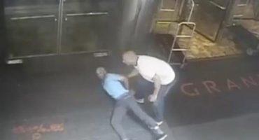 Video: Así detuvieron al ex tenista James Blake... ¡¡Por equivocación!!