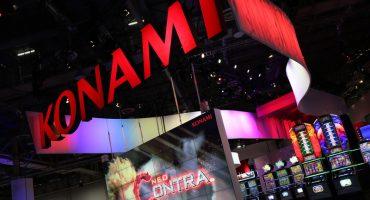 Konami dejará de producir videojuegos para consolas tradicionales