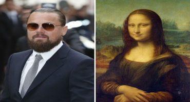 #EpicFail Conductor de noticias confunde a Leonardo Da Vinci con Leonardo DiCaprio