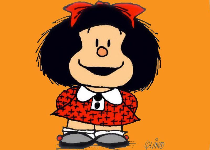 Algunos datos para festejar el cumpleaños de Mafalda