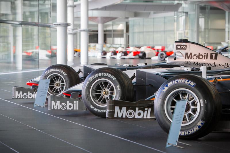 Rumbo al #MexicoGP 2015: Un recorrido por el Centro Tecnológico de McLaren