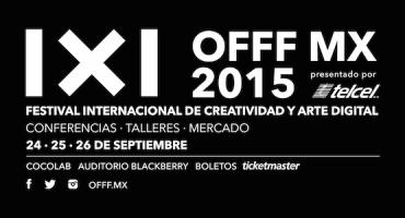 ¿Quieren ir al Festival OFFF? Aprovechen nuestro descuento especial