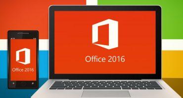 ¡Navidad Godinez! Llega el nuevo Office 2016