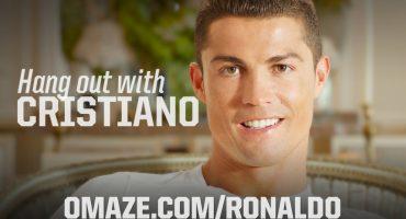 Cristiano Ronaldo te invita a ser su invitado especial en el Real Madrid vs Barcelona