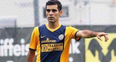 Rafa Márquez enciende las alarmas del Tri; sale lesionado en el juego del Hellas Verona