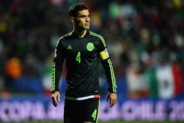 ¿Rafael Márquez podría perderse el duelo ante Estados Unidos?