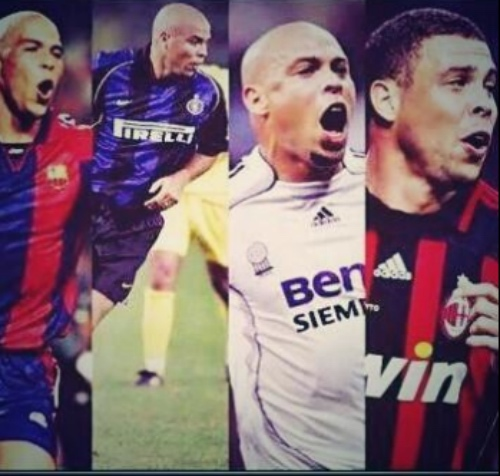 Ronaldo_Teams
