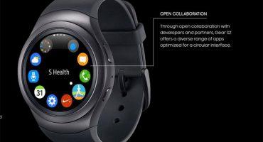 IFA 2015: Primer vistazo al Samsung Gear S2