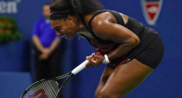 Serena Williams y Novak Djokovic avanzan a semifinales del US Open