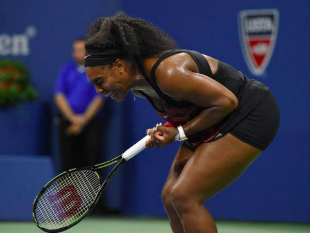 Serena Williams y Novak Djokovic avanzan a semifinales del US Open