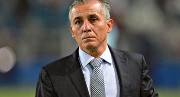 Sergio Bueno fue despedido como entrenador del Cruz Azul