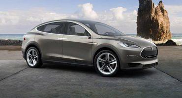 Tesla Model X: el coche de tus sueños ha llegado