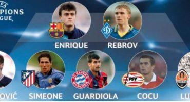 El equipo ideal de entrenadores que competirán en la Champions League 2015/2016