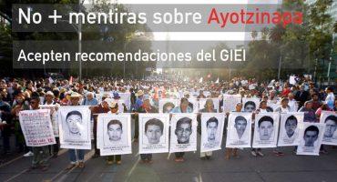 Firmen para que el gobierno siga recomendaciones del GIEI sobre Ayotzinapa