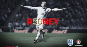 Wayne Rooney se convierte en el máximo anotador de la Selección Inglesa