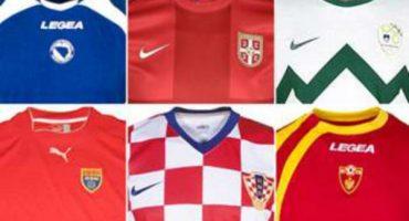 La impresionante Selección de Futbol que Yugoslavia tendría en estos momentos