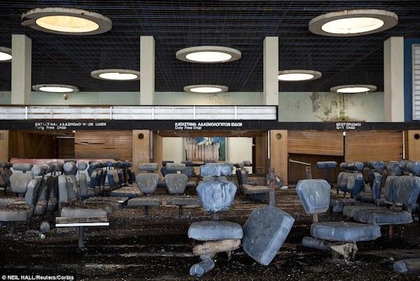 Espeluznantes aeropuertos abandonados en el mundo