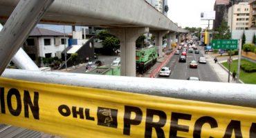 Continúa impunidad para OHL pero PGR catea oficinas de Infraiber