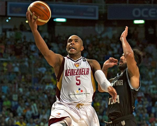 Venezuela, campeón de FIBA Américas 2015 tras vencer a Argentina