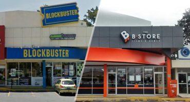 Blockbuster desaparece en México, ahora será The B-Store