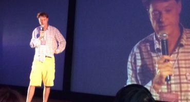 Festival Pixelatl 2015: Toons que venden sin venderte, por Bill Plympton