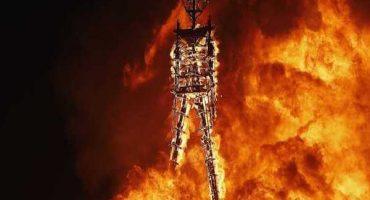 Así es Burning Man, el festival más raro del mundo