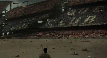 El Camp Nou es destruido... ¿por extraterrestres?