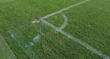 El Malmo recortó su campo para el encuentro ante Real Madrid