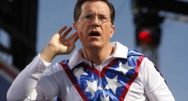 Stephen Colbert inaugura el nuevo