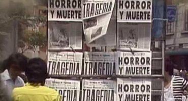 Así reportaron los medios el inolvidable sismo de 1985