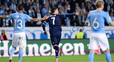 Cristiano es el máximo goleador del Real Madrid en Champions League