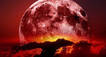 Habrá 'Luna de Sangre' a final de mes... ¿señal del Apocalipsis?