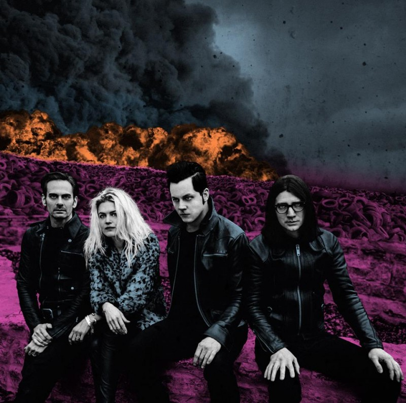 Nuevo video de The Dead Weather con tutorial para bajistas
