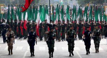 Chequen las calles y estaciones de metro que están cerradas por el Desfile Militar