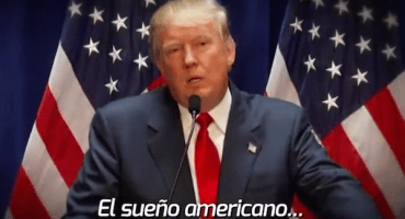 TV Azteca promociona el juego del Tri contra EU al estilo Donald Trump
