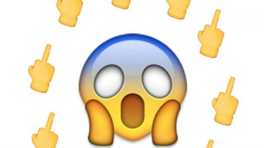 5 pasos para tener el emoji de quotdedo groseroquot en tu iphone