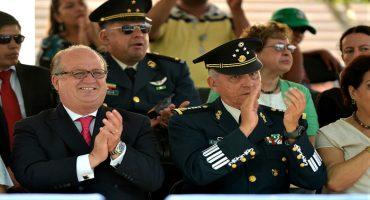 Gobernador de Morelos defiende fuerzas armadas: