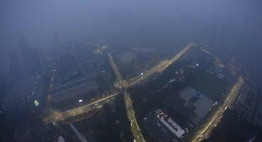 La contaminación pone en riesgo al GP de Singapur en la F1