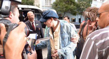Preocupa aspecto de Johnny Depp durante Rock in Rio